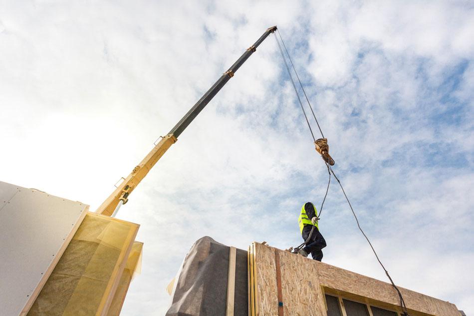 Modular building that needs a development loan