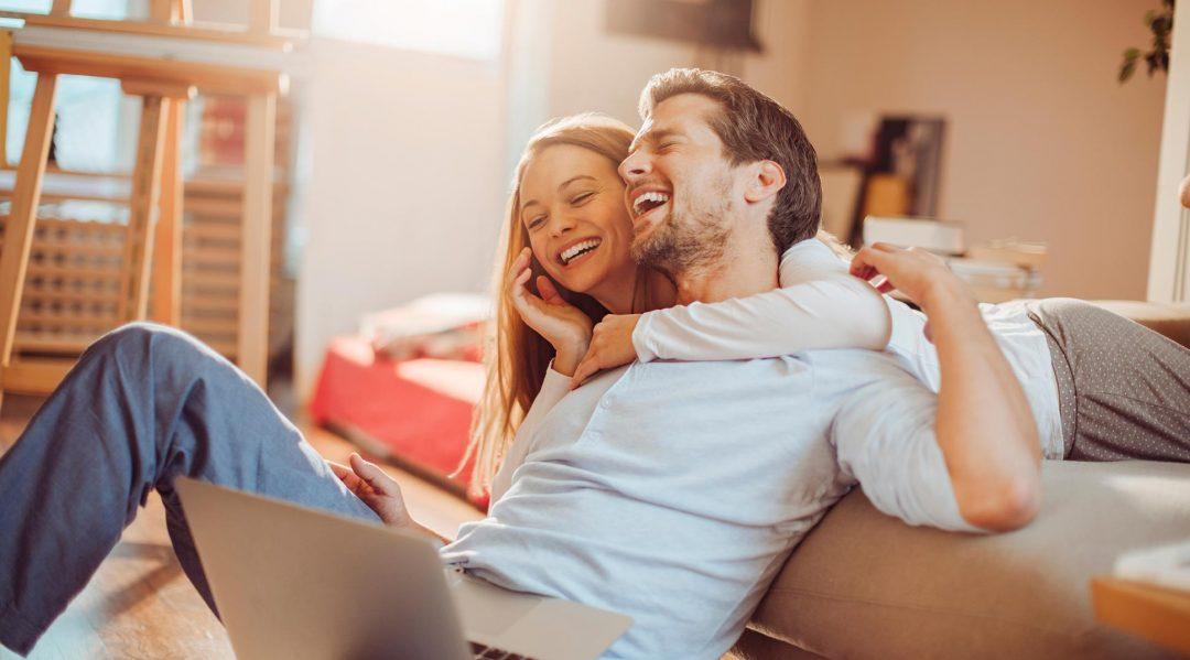 Couple that got a personal loan